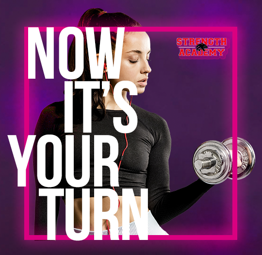 It's Your Turn to Become a Strength Academy NASM Certified Personal Trainer