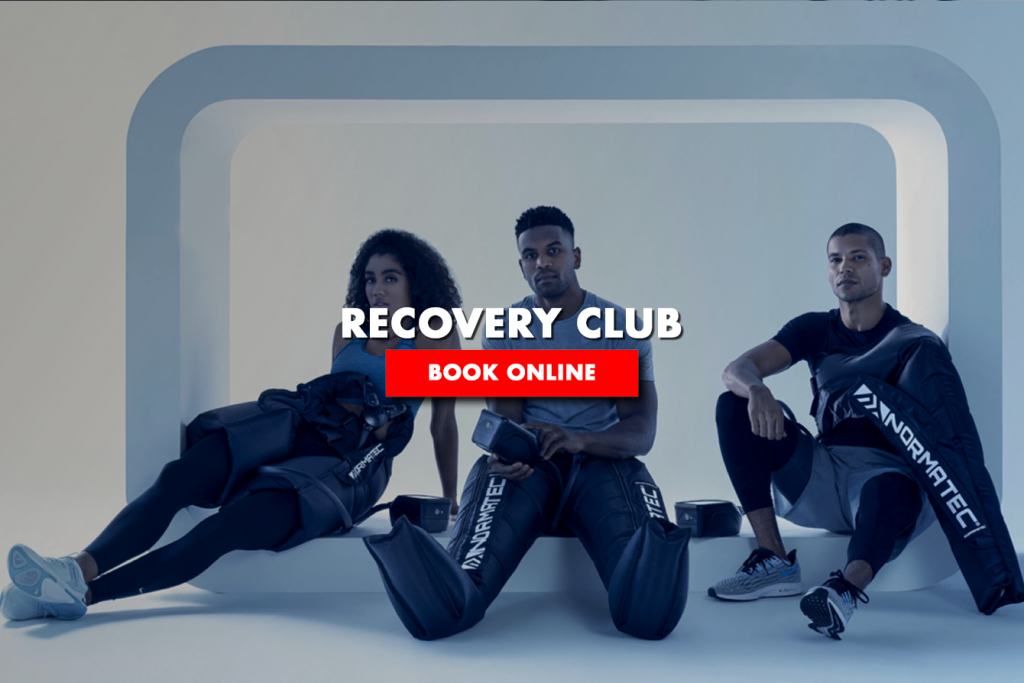 Perform the way you Recover, HARD with NormaTec Recovery